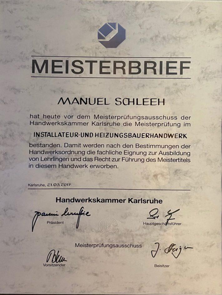 2Meisterbrief_Installateurhandwerk_und_Heizungsbauerhandwerk_Manuel_Schleeh