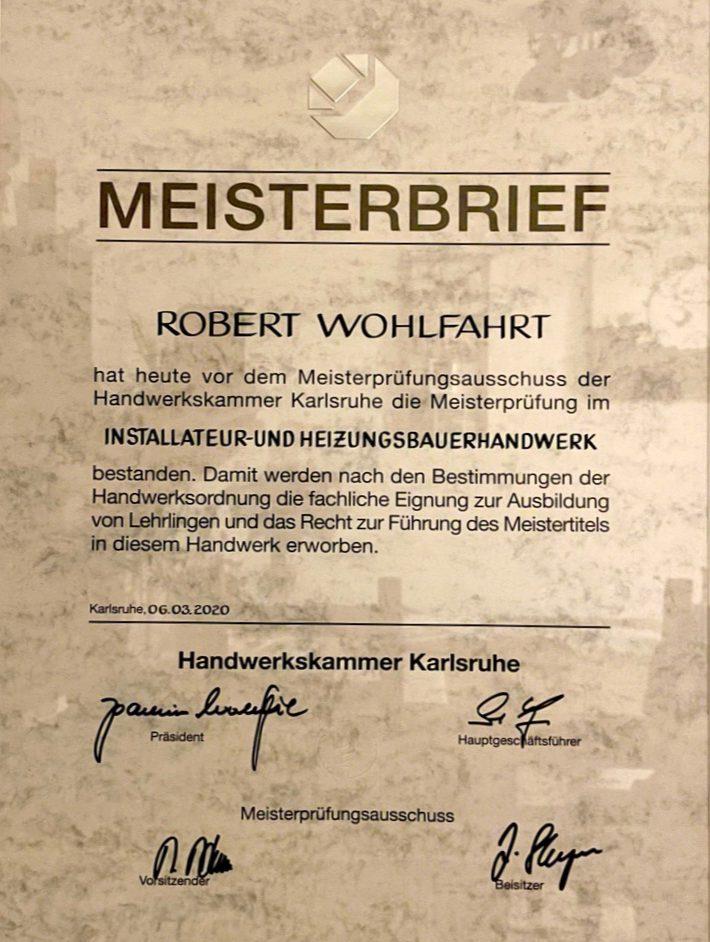 3Meisterbrief_Installateurhandwerk_und_Heizungsbauerhandwerk_Robert_Wohlfahrt