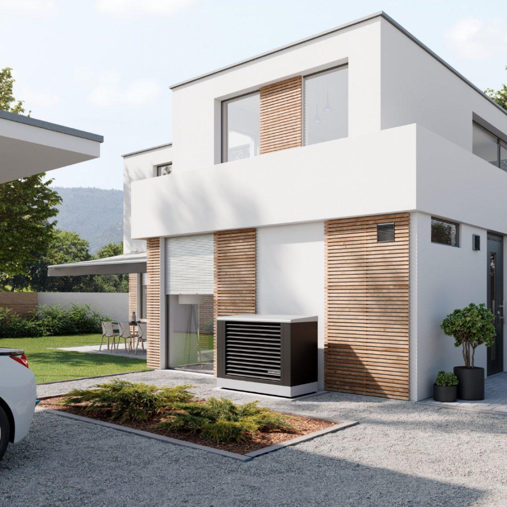 Kermi_Wärmepumpe x-change dynamic pro_Haus